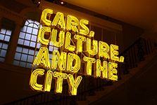"Cars, Culture, and the City<br/><span class=""sub"">Museum of the <br/>City of New York</span>"