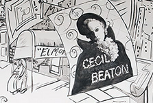 "Cecil Beaton:<br/>The New York Years <br/><span class=""sub"">Museum of the <br/>City of New York</span>"