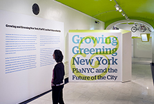 "Growing and Greening <br/><span class=""sub"">Museum of the <br/>City of New York</span>"