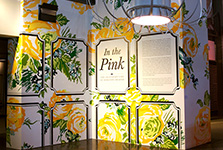 "In the Pink<br/><span class=""sub"">The Women's Museum</span>"