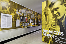"Mayor John Lindsay<br/><span class=""sub"">Museum of the <br/>City of New York</span>"