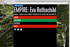 Empire: Eva Rothschild