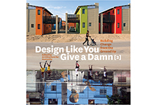 "Design Like You<br/> Give a Damn 2 <br/><span class=""sub"">Architecture for Humanity,<br/> Abrams</span>"