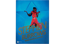 "Stephen Burrows <br/><span class=""sub"">Museum of the <br/>City of New York, <br/>Rizzoli</span>"
