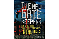 "The New Gatekeepers <br/><span class=""sub"">NAJP</span>"