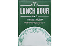 Lunch Hour NYC Brochure