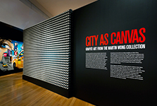"City as Canvas <br/><span class=""sub"">Museum of the <br/>City of New York</span>"