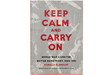 "Keep Calm and Carry On <br/><span class=""sub"">Norton Museum of Art</span>"