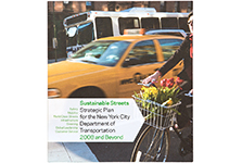 "Sustainable Streets 2008 and Beyond <br/><span class=""sub"">NYCDOT</span>"