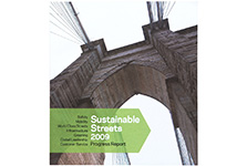"Sustainable Streets 2009 <br/><span class=""sub"">NYCDOT</span>"
