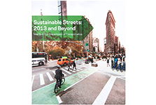 "Sustainable Streets 2013 <br/><span class=""sub"">NYCDOT</span>"