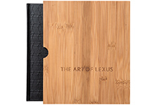 "The Art of Lexus <br/><span class=""sub"">Lexus</span>"