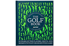 "The Golf Book <br/><span class=""sub"">Golf Channel</span>"