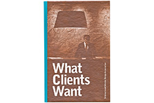 "What Clients Want Vol. 2<br/><span class=""sub"">IIDA FELDMAN</span>"