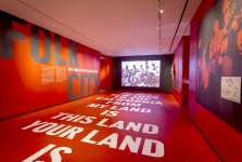 "Folk City <br/><span class=""sub"">Museum of the  <br/>City of New York</span>"